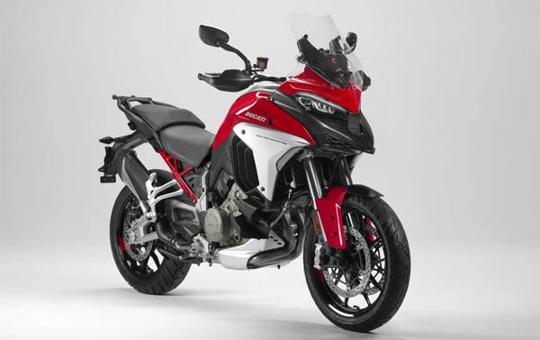 Ducati Multistrada, V4S, V4, 950S, ราคา, ราคาผ่อน, โปรโมชั่น